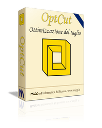 OptCut - Linear and Rectangular cut Optimization Software